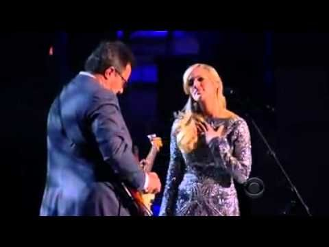 How Great Thou Art Carrie Underwood She Hit The Note That Always