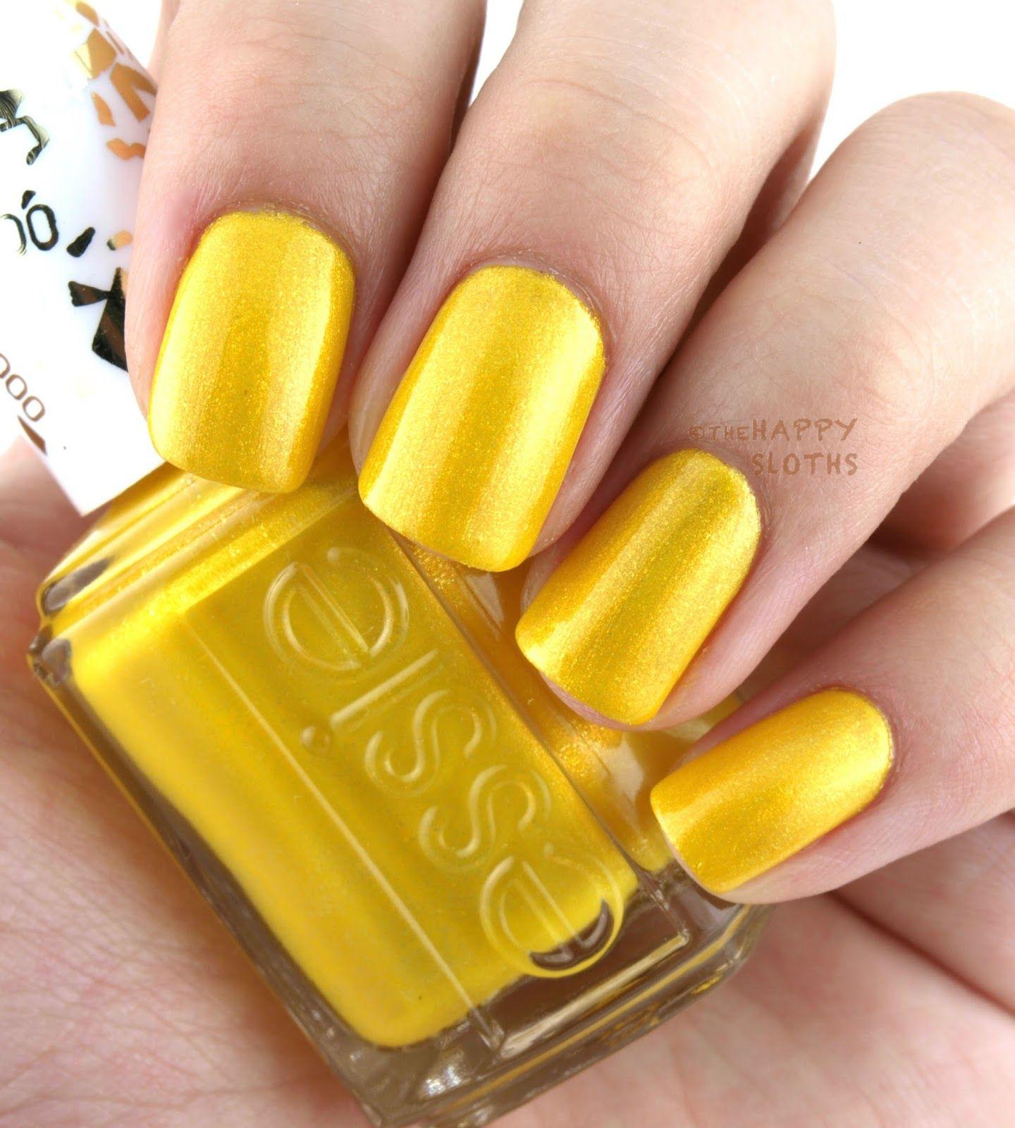 Essie 1000th Shade: Aim to Misbehave | Sloth, Essie nail polish and ...