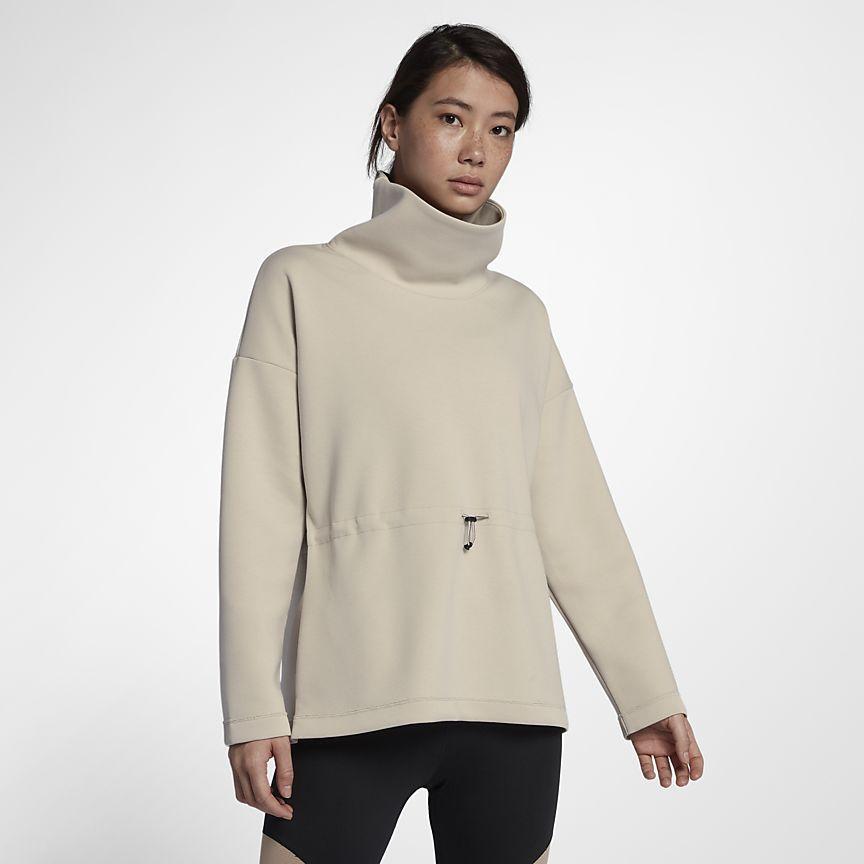 balsa dinero Restricción  Camisola de treino Nike Dri-FIT Therma Flex para mulher | Streetwear  fashion, Womens cowl neck, Fashion