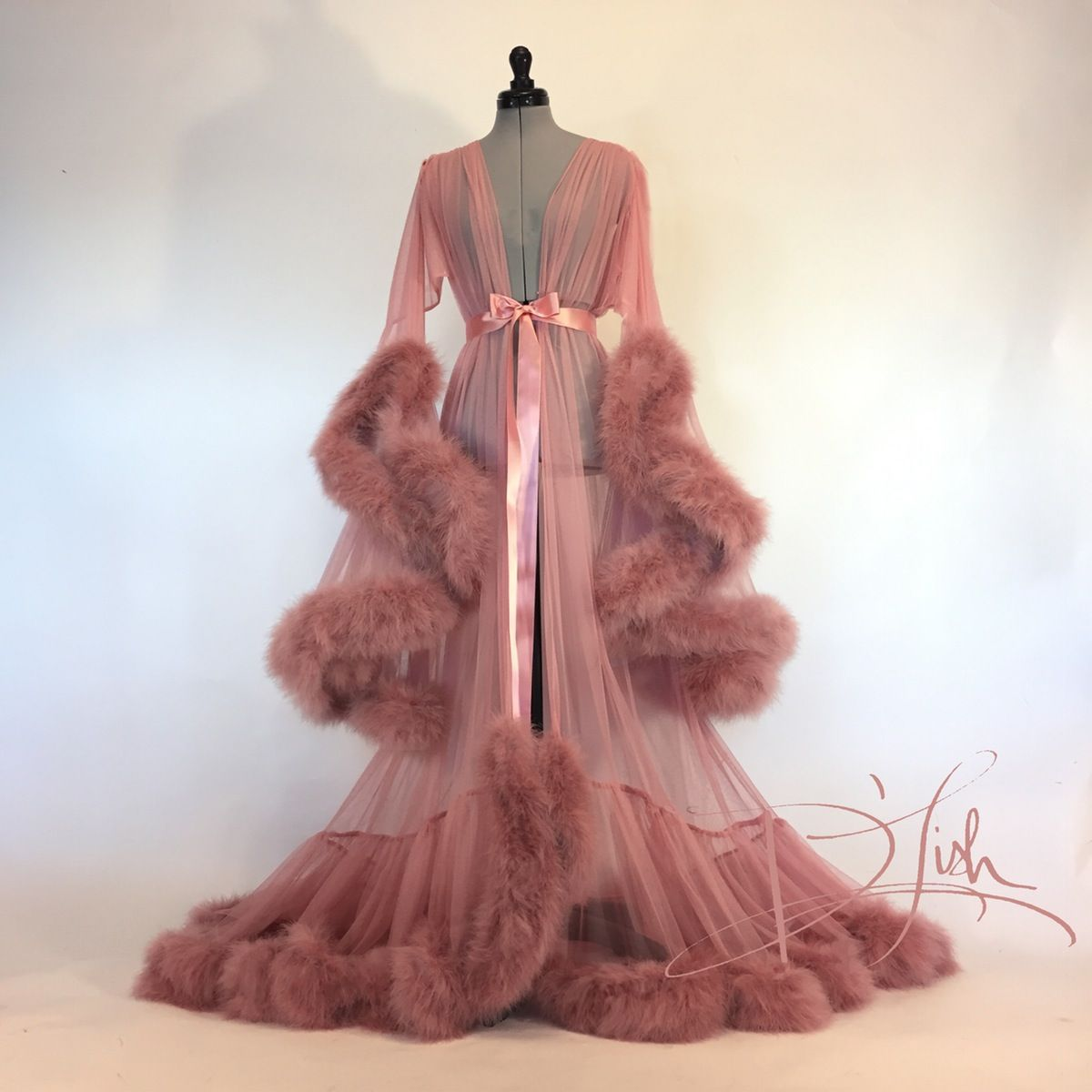Boudoir by D Lish - Cassandra Dressing Gown  e00474e55