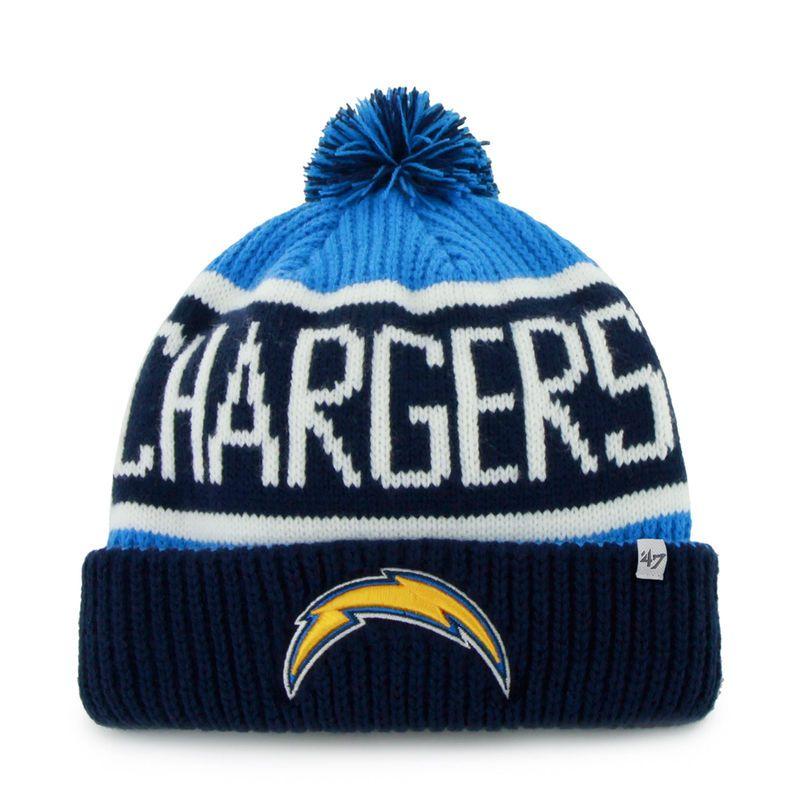 NFL New Era Head to Knit Chargers Vs Titans Mens
