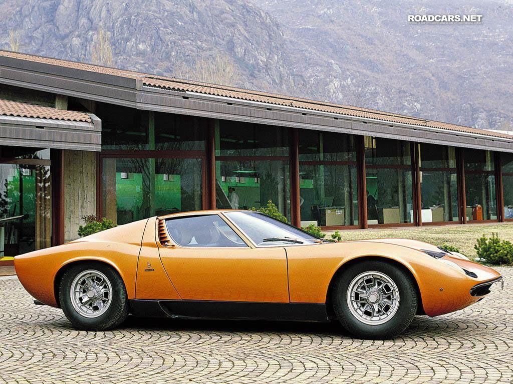 Lamborghini Miura Hot Cars All Makes No Prejudice Pinterest