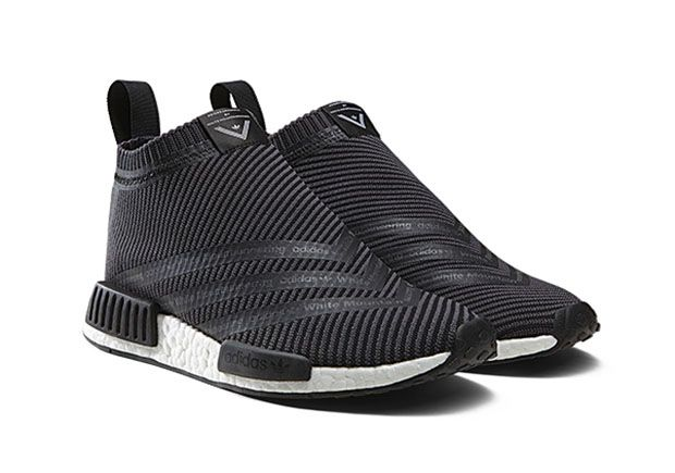 White Mountaineering adidas NMD City Sock | Fashion for