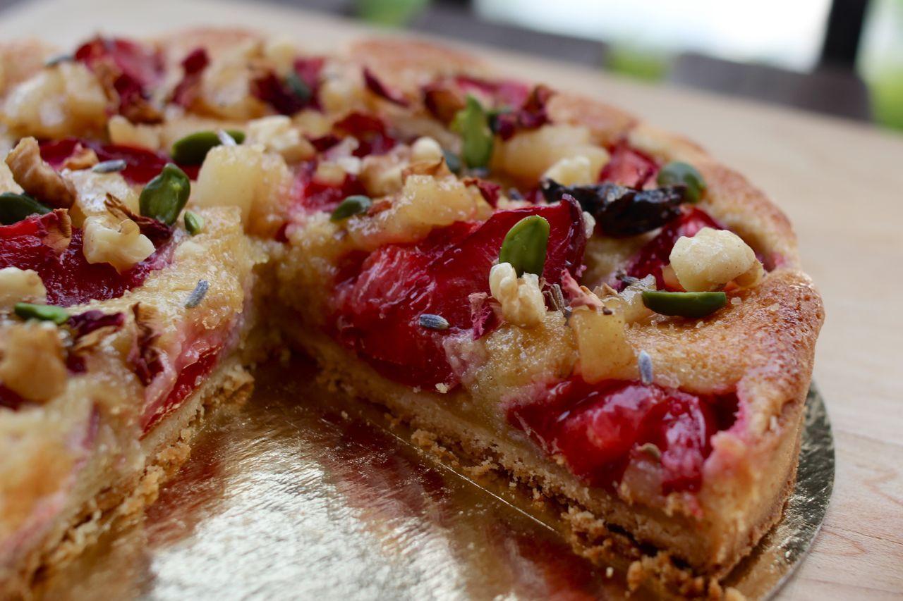 Welcome to Talita's Kitchen: Autumn fruit tarts