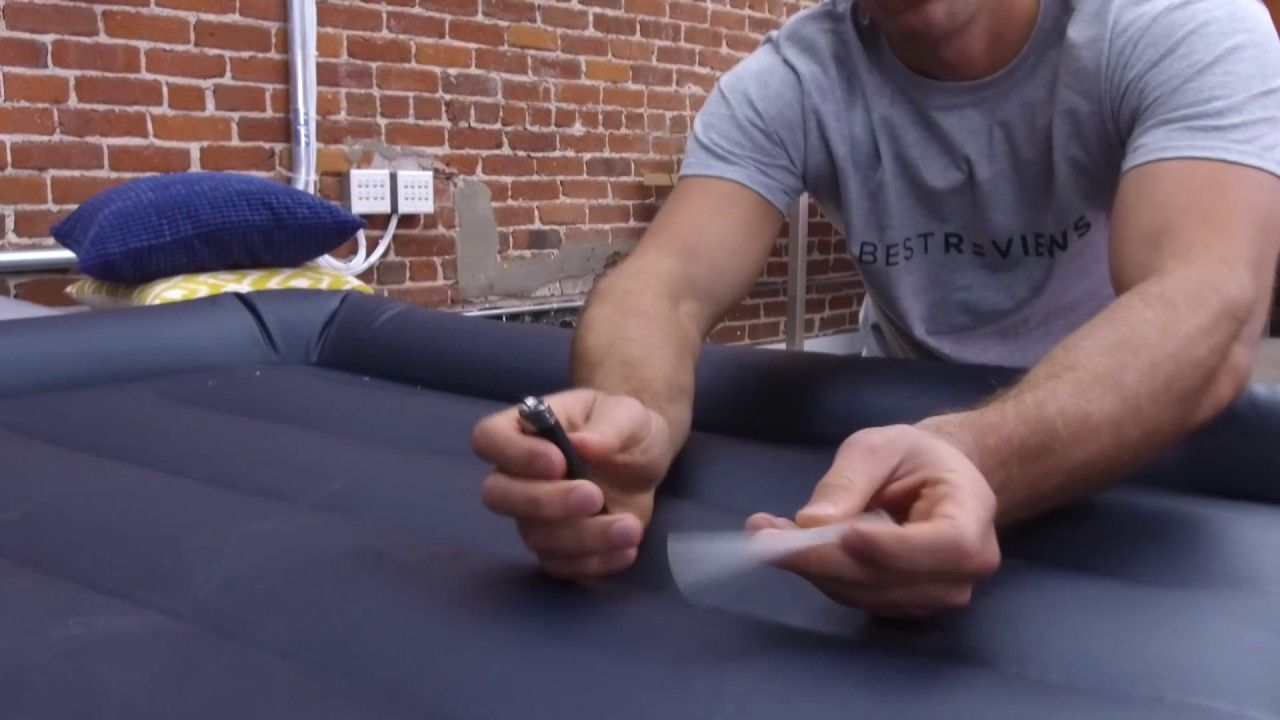 Secret To Patching An Air Mattress Hole With Images Patch Air