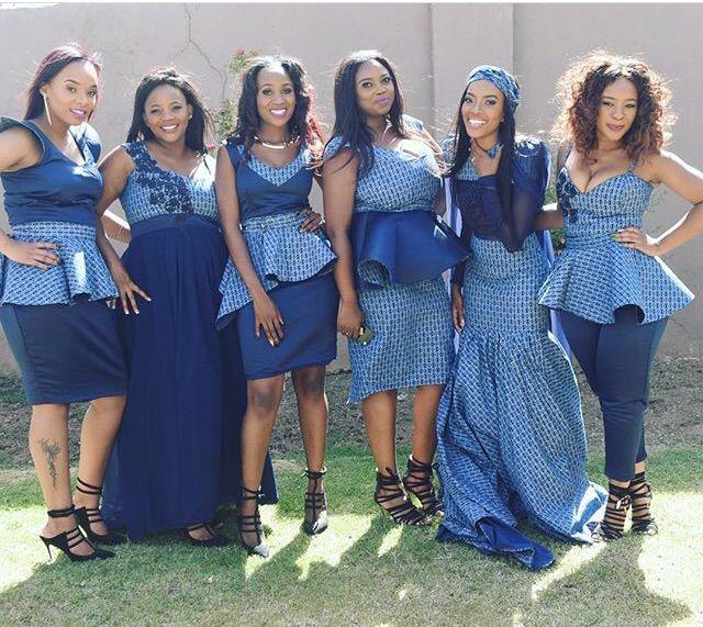 Tswana Tradition Modern African Fashion African Fashion Dresses