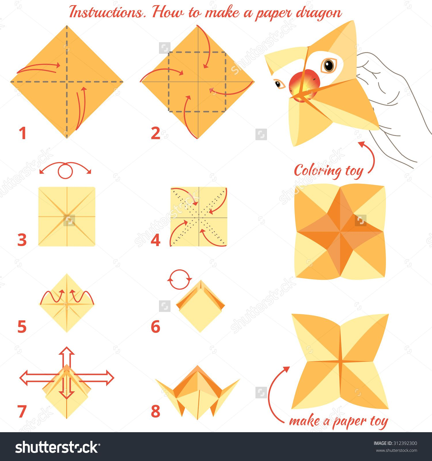 Uncategorized Paper Art For Kids Step By Step step making origami yahoo image search results results