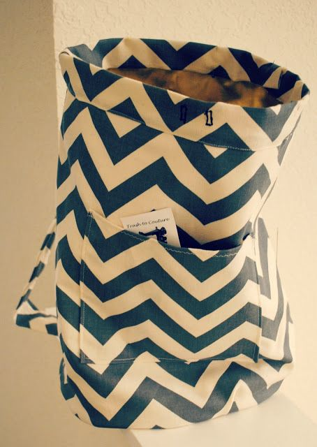 27ae5ac9e726 DIY Backpack. You Need  1 yard of durable fabric