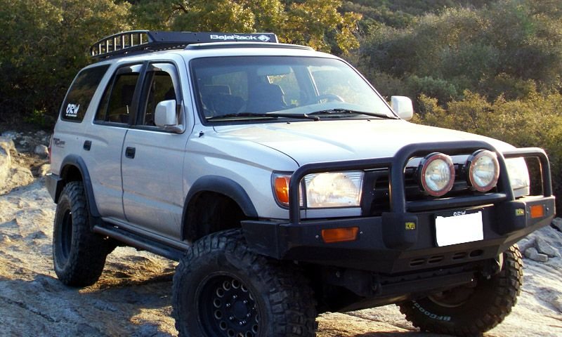 Baja Rack racks_list_inside Roof racks, 4runner, Racks