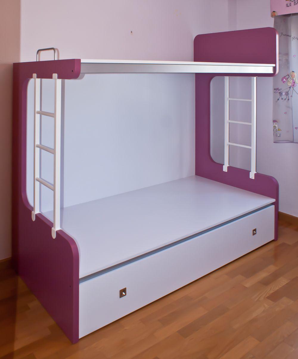 Litera con 3 camas