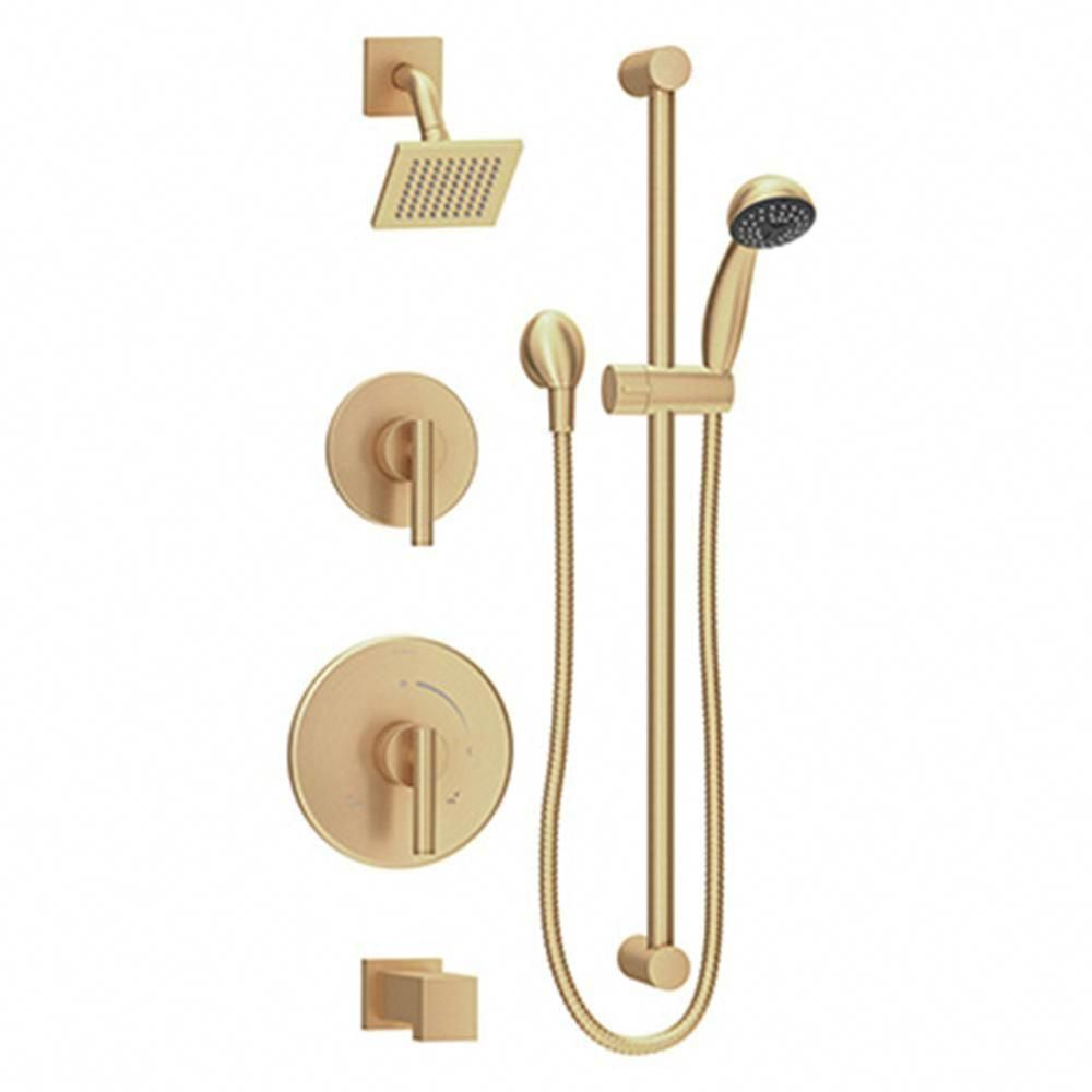 Symmons Wall Mount Tub Faucet