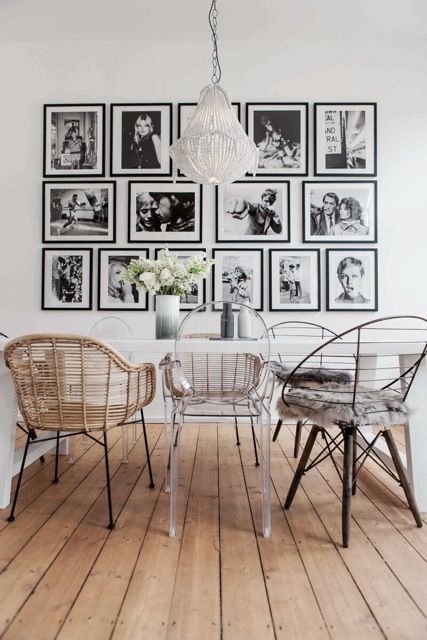 Photo of Dining room design