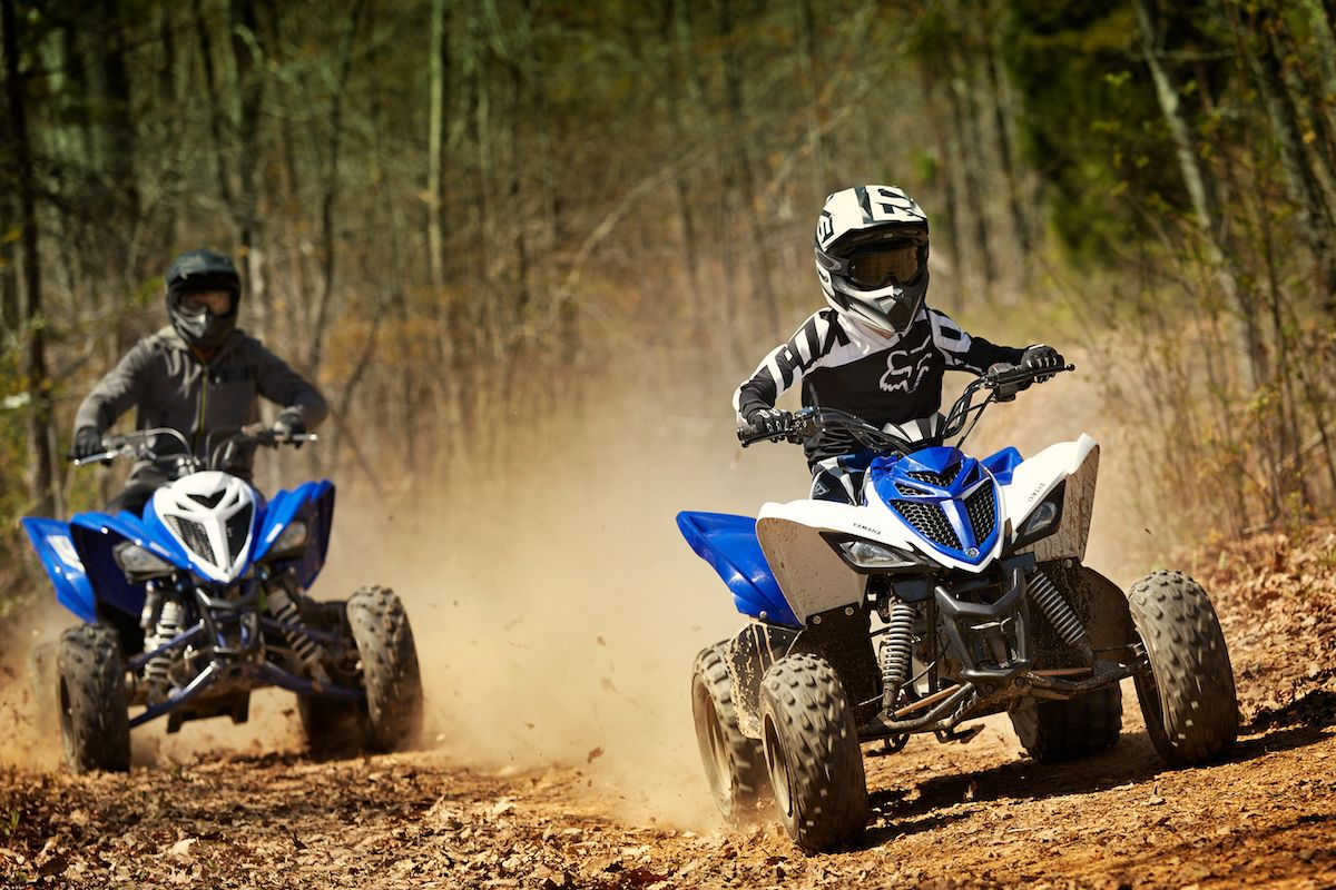 How About A Quick Game Of Follow The Leader Yamaharaptor