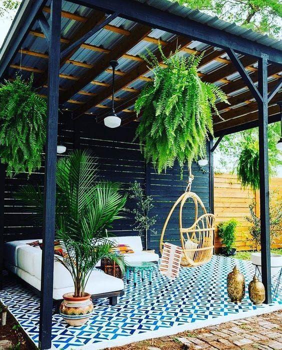 Garden Style Arredo Giardino.Arredo Giardino Stili E Mobili Per Progettare Il Giardino Perfetto Ispirando Design Per Patio Decorazioni Esterne Progettazione Di Giardini