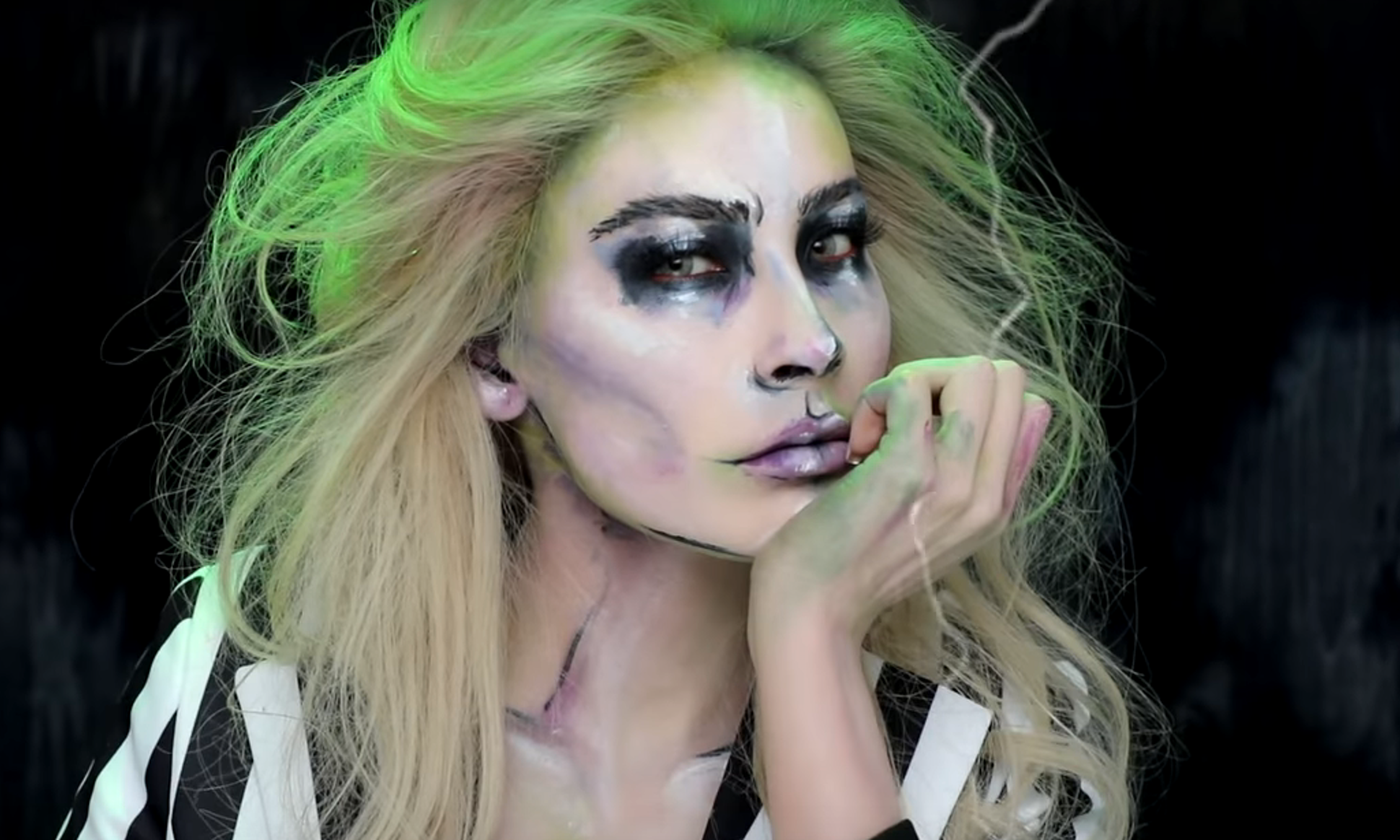 15 Halloween Makeup Looks You Can Easily Pull Off At The