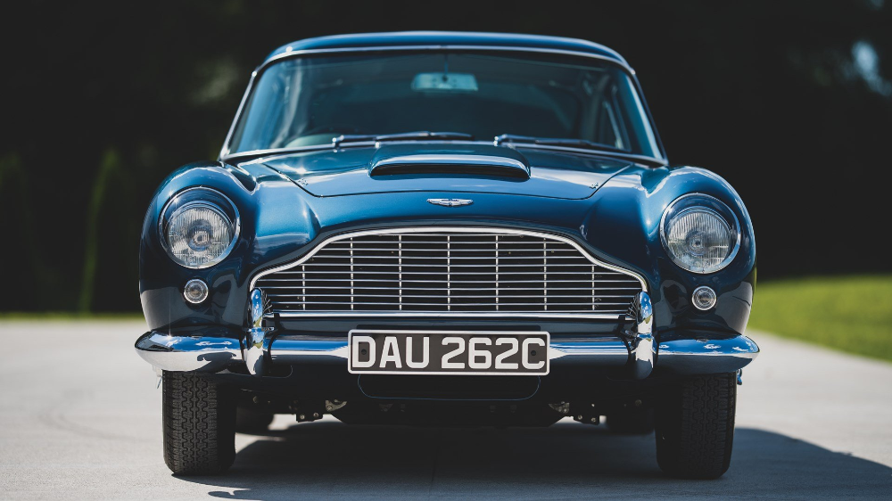 1964 Aston Martin Db5 Vantage Specification Classic Driver Market E Type
