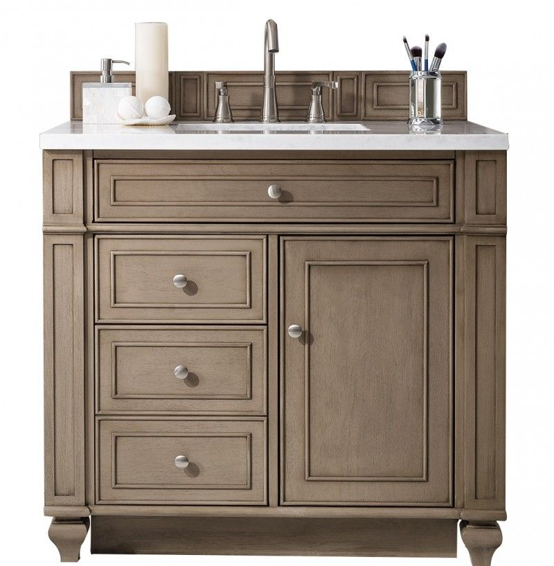 James Martin 36 inch Single Sink Bathroom Vanity ...