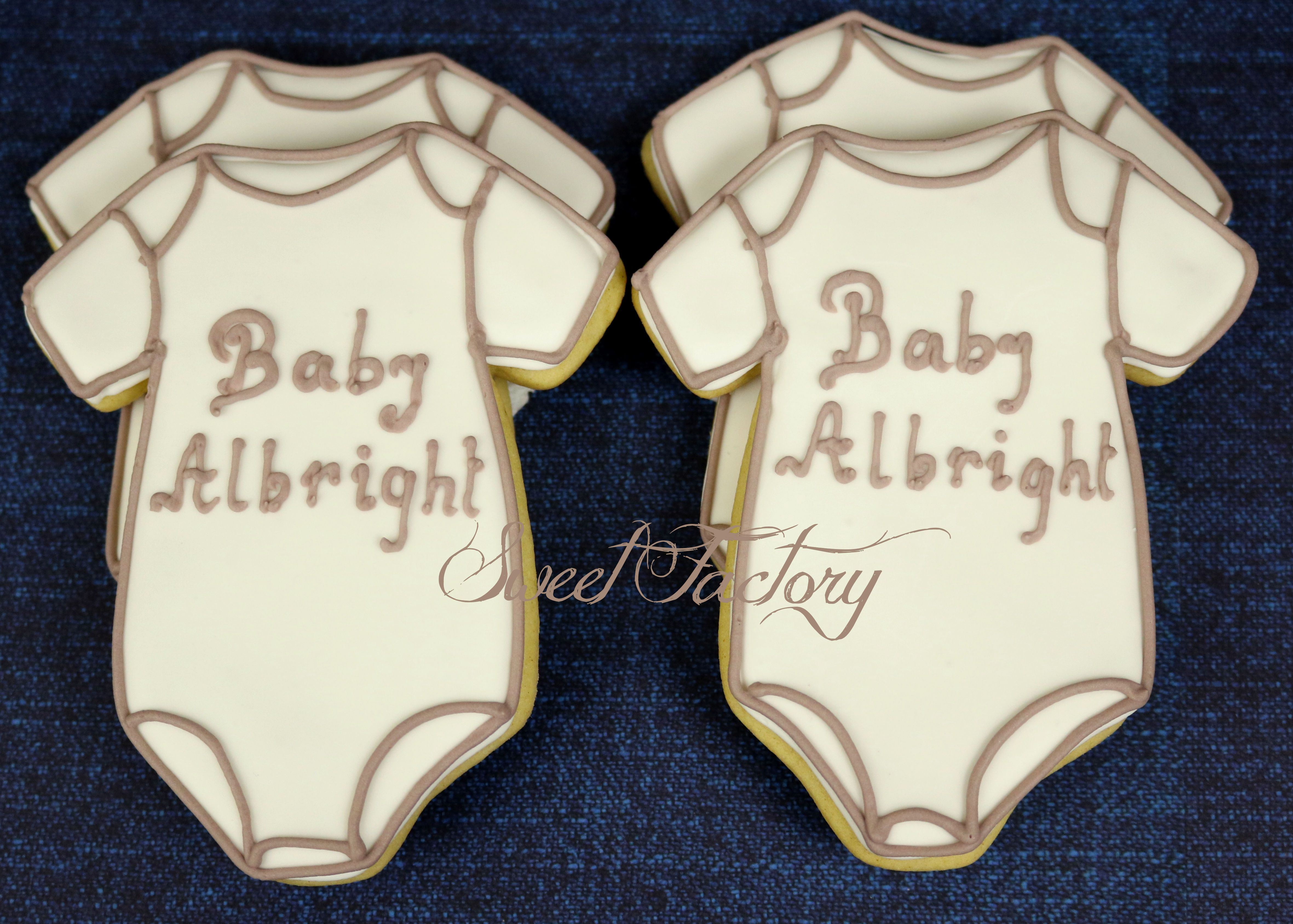 09c50ac67d0 Gender Reveal cookies   Baby Shower cookies   One size cookies ...