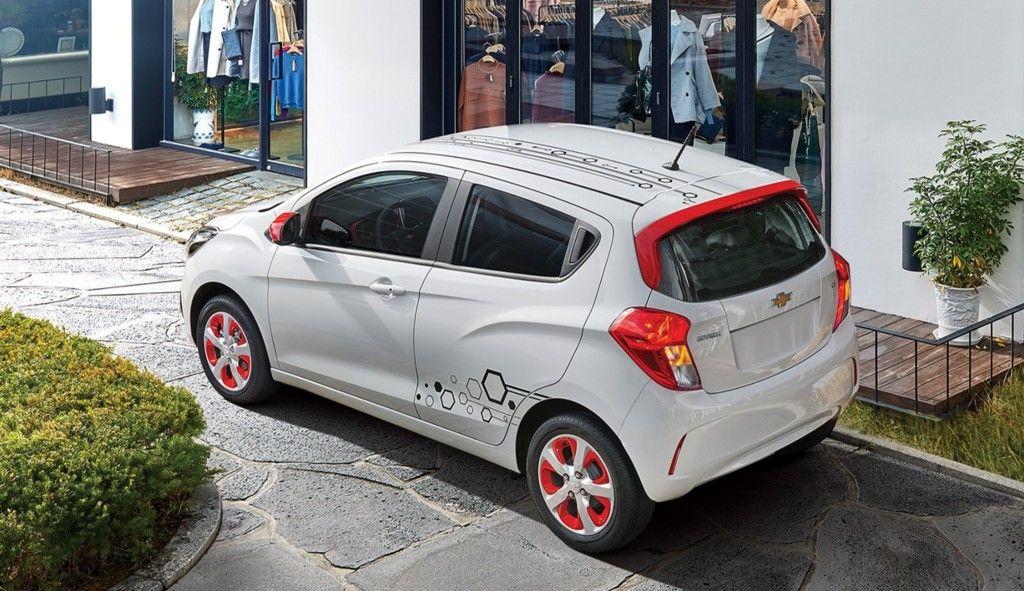 Chevrolet Spark Hot Precios Versiones Y Equipamiento En Mexico