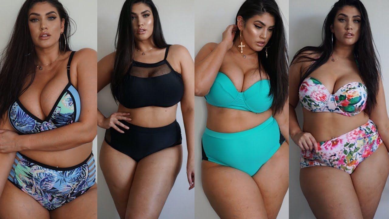 Size Thomas Sense On Curvy Haul Plus Bikini ReviewLa'tecia Try zVGSqMpU