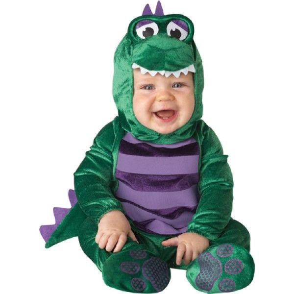 Lil Characters Unisex-baby Infant Dinosaur Costume for Halloween?  sc 1 st  Pinterest & little infant halloween costumes dragon | Infant Halloween costumes ...