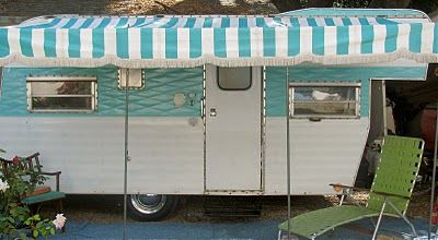 1966 Driftwood Vintage Camper Trailer Camper Love