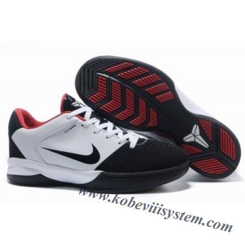 Black White Red Nike Kobe Iii Bryant Shoes Dream Season