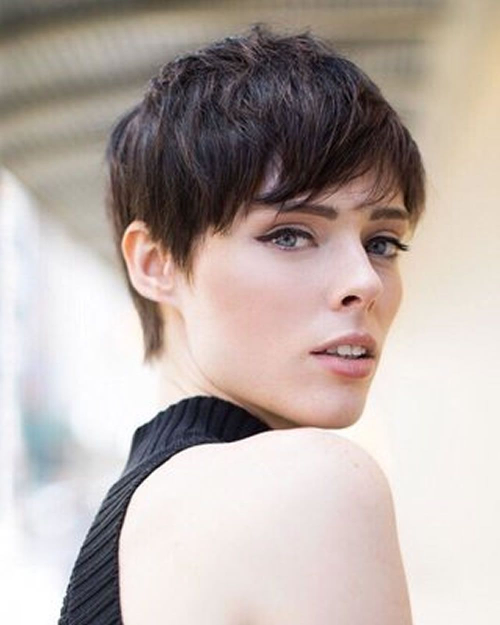 The Most Beautiful Short Hairstyles You Can See Pixie
