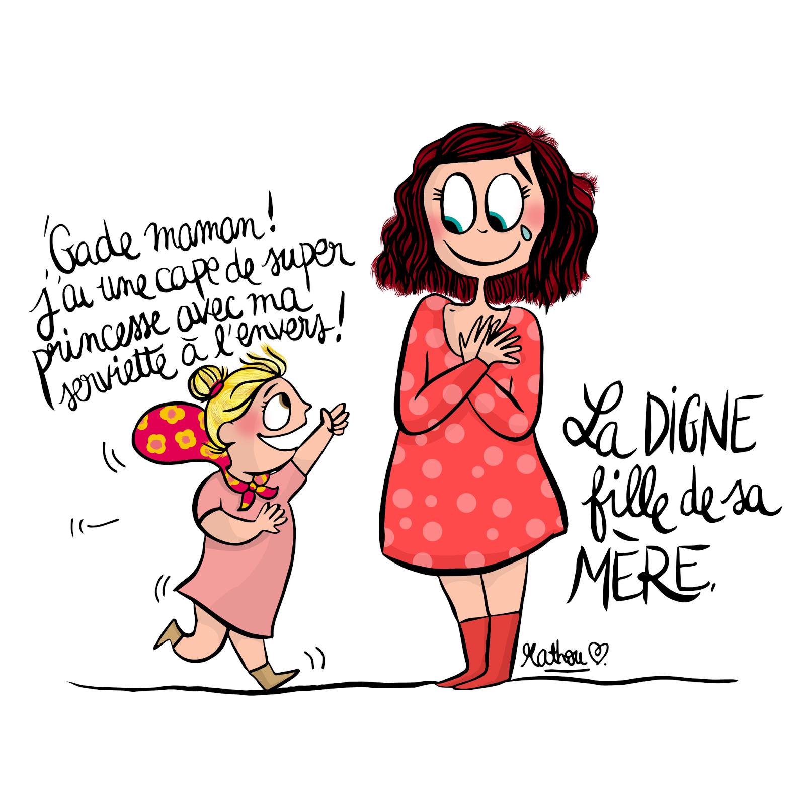 Anniversaire Maman Humour