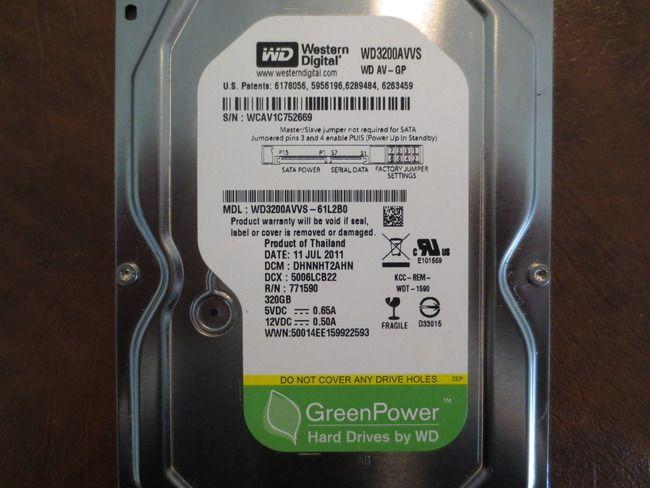 WD2500AVJB-63J5A0 250gb IDE//ATA Desktop Hard drive Western Digital