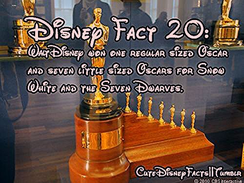 Photo of Cute Disney Facts
