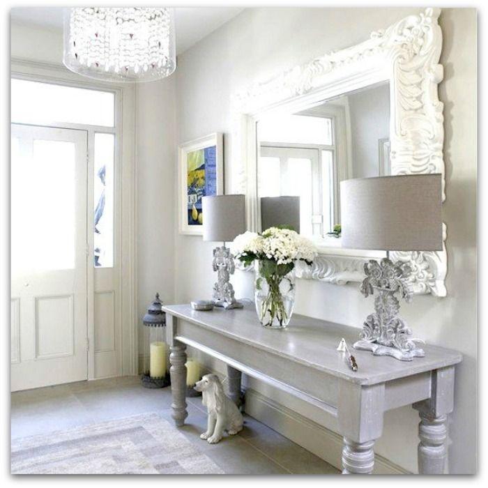 En casa de oly 15 ideas de decoraci n para cada tipo de for Decoracion espejos entrada casa