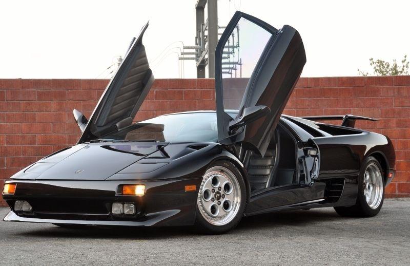 Lamborghini Diablo Roadster 1995 Silver | Cars New And Old | Pinterest | Lamborghini  Diablo, Diablo And Lamborghini