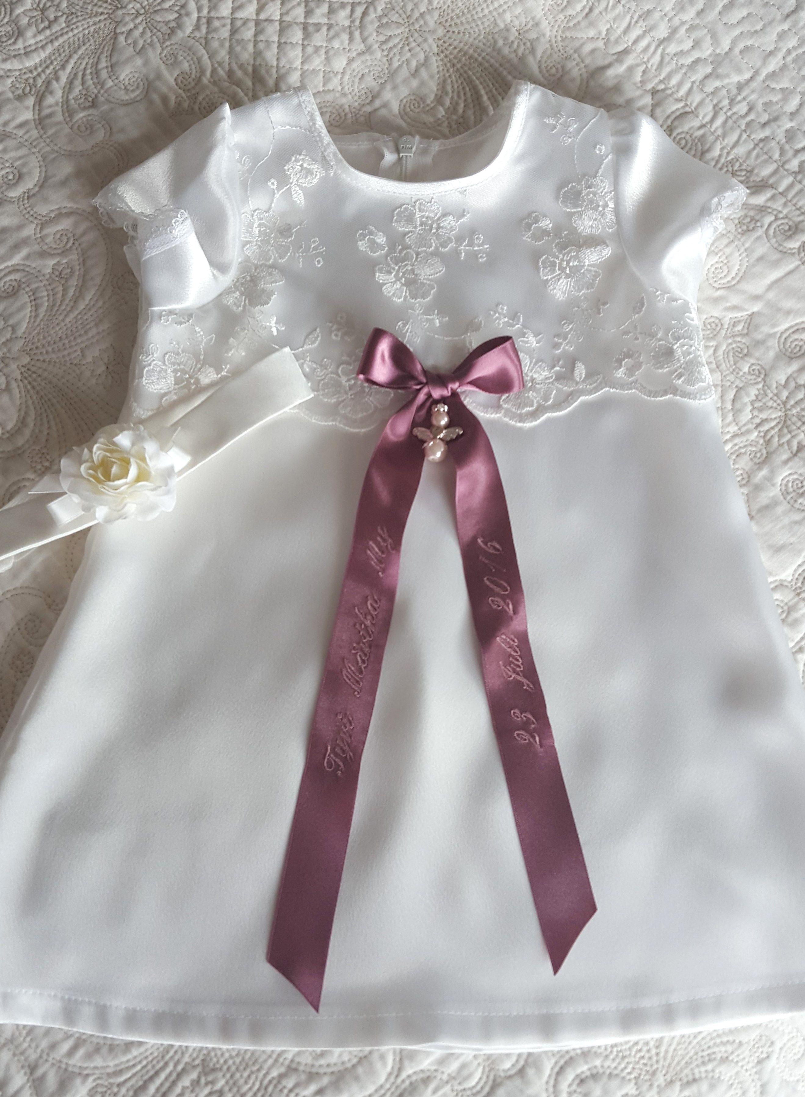 festklänningar till baby