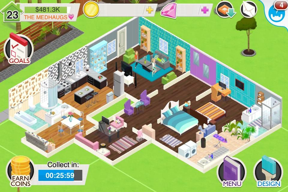 Show Off Your Home Design Story Page Games For Blackberry Best