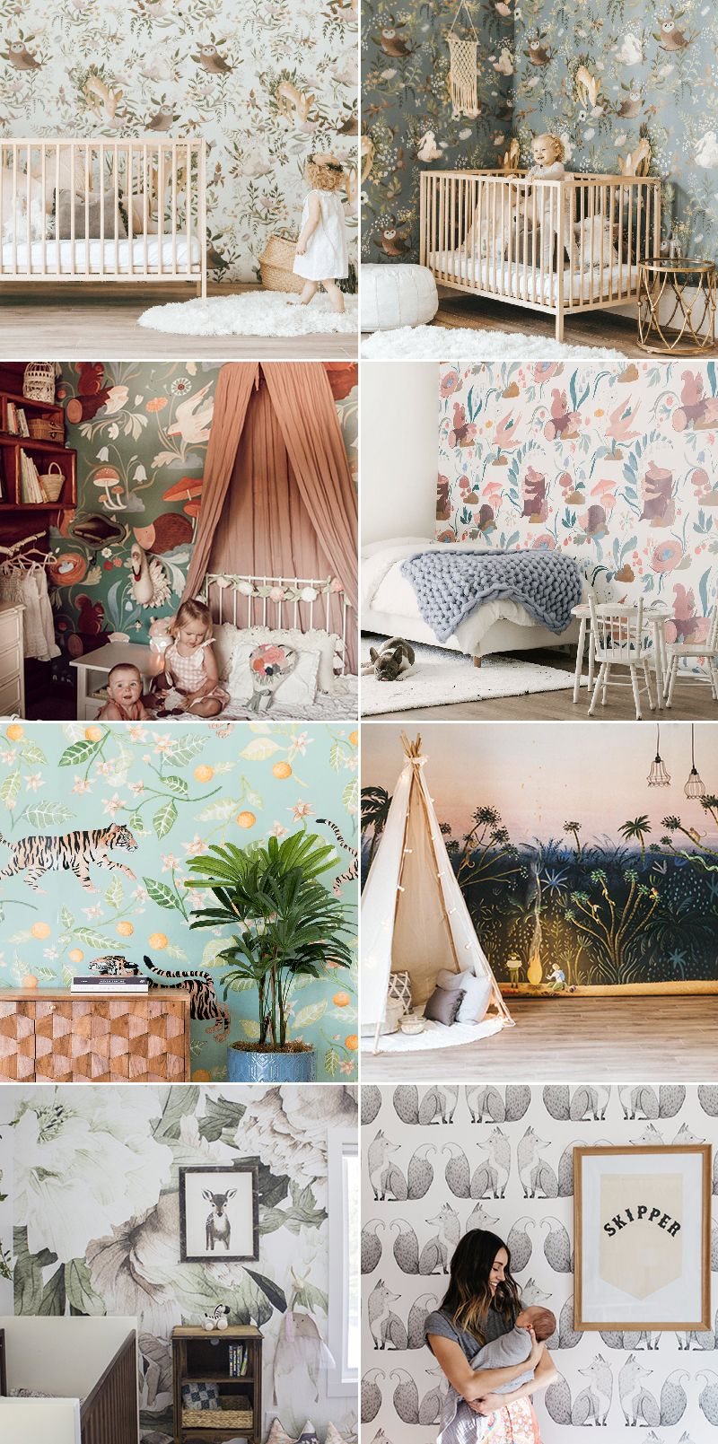 Whimsy Woodland Themed Nursery Trend 24 Modern Baby S Room