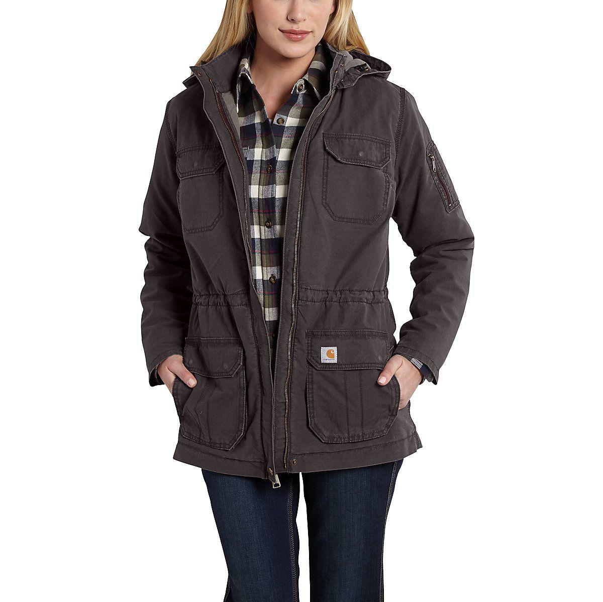 Gallatin Coat Carhartt Jacket Jackets Outerwear [ 1199 x 1200 Pixel ]