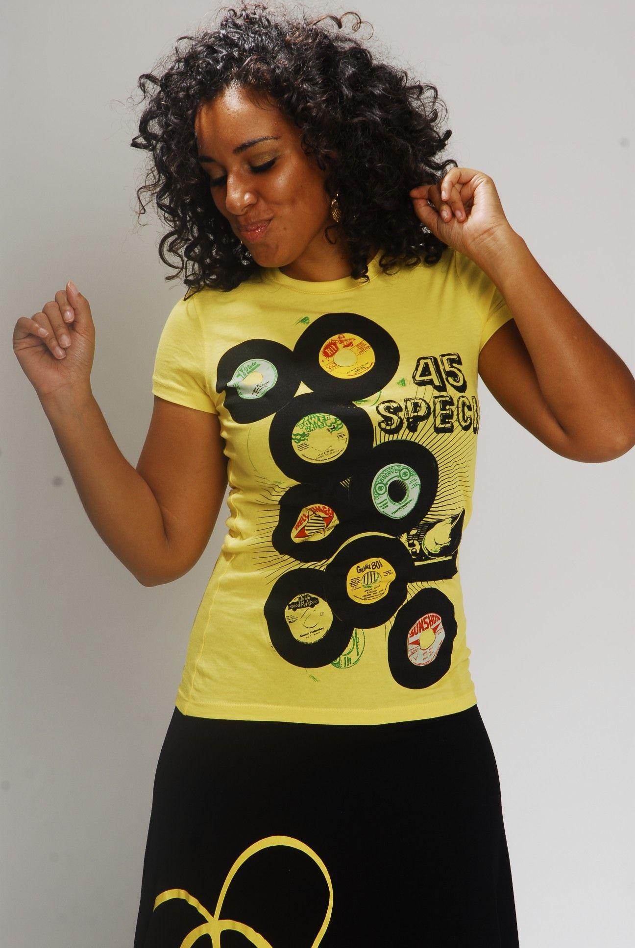 45 Special Cooyah #rocksteady #reggae #fashion
