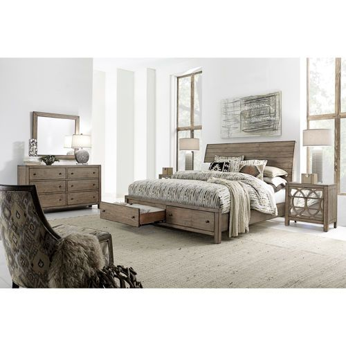 Audrey 5-piece Cal King Storage Bedroom Set | Furniture ideas ...