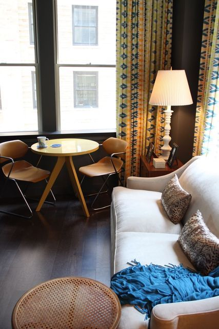Tripod Table From West Elm Via Apartment Therapy