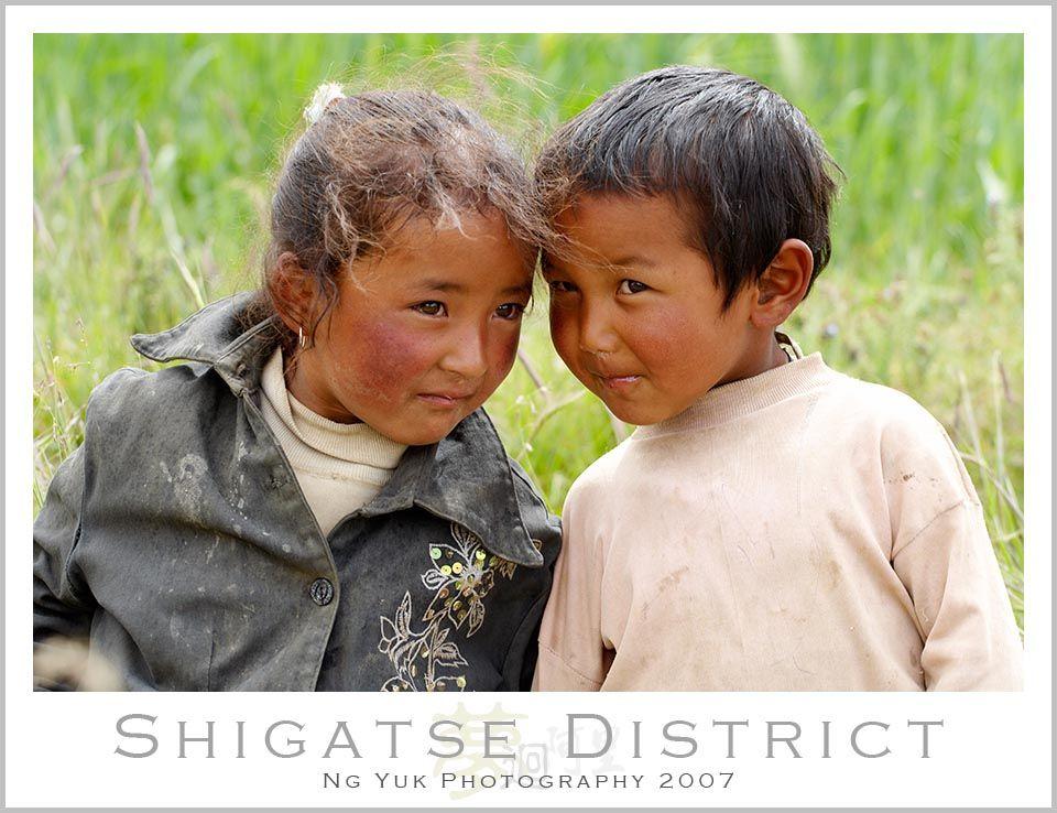 Tibeten Children