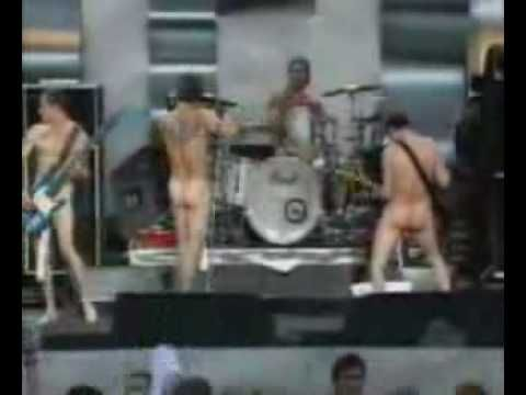 Resultado de imagen de Red Hot Chili Peppers - The Experience Music Project, Seattle 2000 (Sox on Cox)