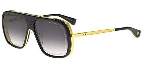 956650fd789 Sunglasses Dita ENDURANCE 79 DTS 104 01 BlackYellow Gold w  Dark Grey to  Clear