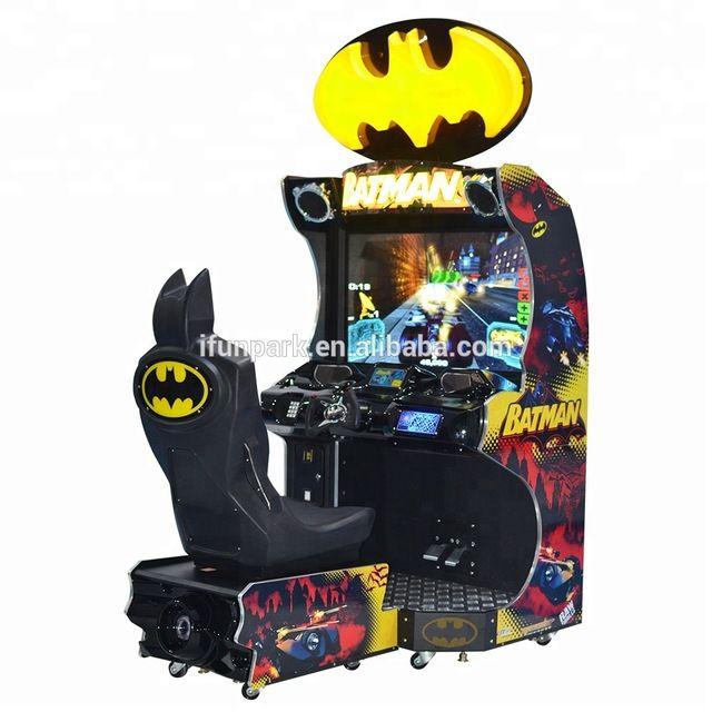 Ifun Batman Arcade Racing Car Game Machine,Racing ...
