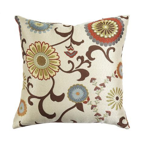 Spencer Home Decor Renata 40X40 Decorative Pillow Shopko Home Magnificent Shopko Decorative Pillows