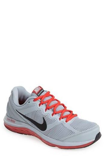 NORDSTROM has Mens Nike Dual Fusion Run 3 Running Shoe Light Grey Silver Red Black n sale for $39.98 only.with free shipping http://www.dealwaves.com/product/Mens-Nike-Dual-Fusion-Run-3-Running-Shoe-Light-Grey-Silver-Red-Black-7-M-653596.html