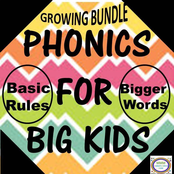 Printable Worksheets phonics rules worksheets : bestof2017 Phonics for Big Kids-Same Rules, Bigger Words- AR words ...