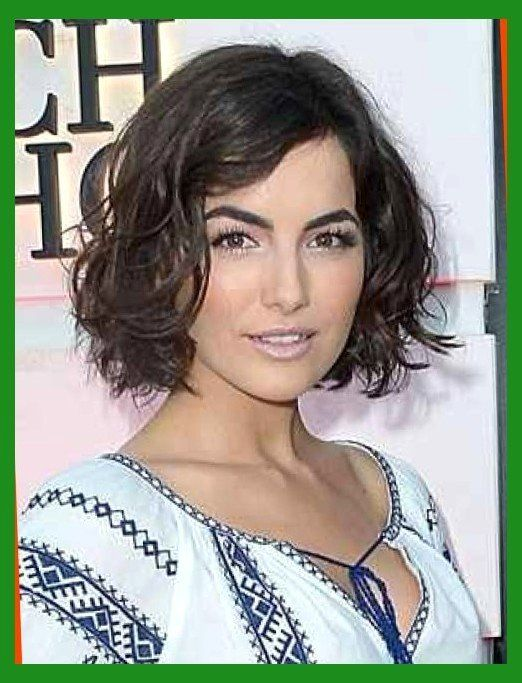 Best Haircut For Thin Frizzy Hair Total Hairstyles Short Wavy Hair Hair Styles Short Hair Styles