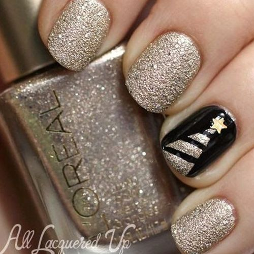 Diy christmas nail art 50 christmas nail designs you can do diy christmas nail art 50 christmas nail designs you can do yourself diy christmas gelish nails and short nails solutioingenieria Gallery