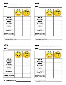 Inidual behavior charts also student management pinterest rh